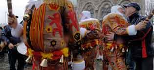 carnaval binche 2006