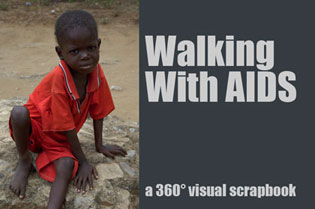walking with aids