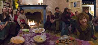 Noël 2006 en famille