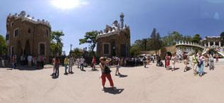 Parque Guëll