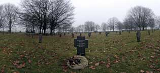 Bastogne Recogne German cemetery
